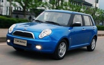 Lifan 320 looks like a Mini Cooper