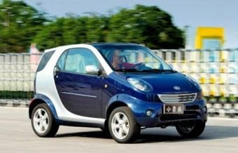 Shaunghaun Noble looks like the smart car