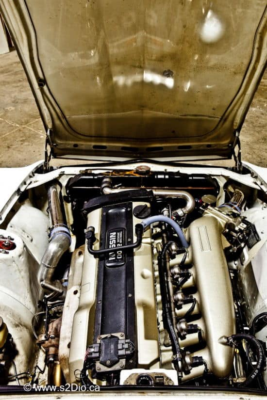 RB-Engine-In-Datsun
