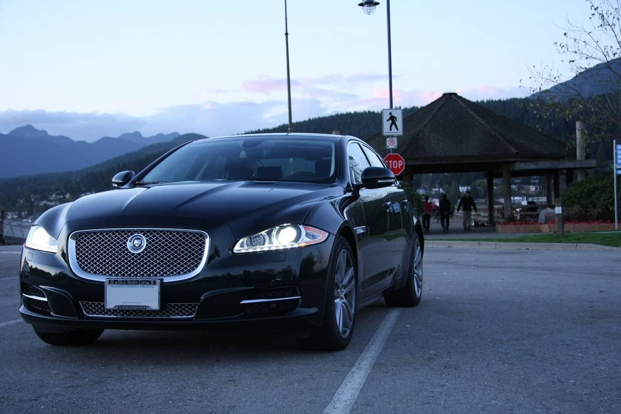 2011-Jaguar-XJ-Front
