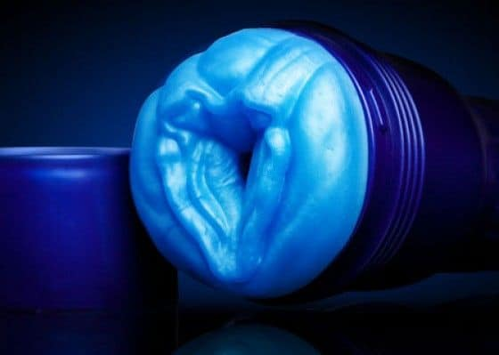 Fleshlight Alient resembels Avatar Na'vi.