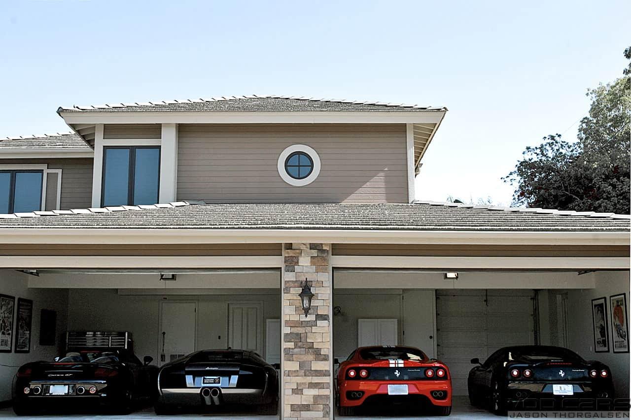 The Evolution Of Garage Doors Unfinished Manunfinished Man