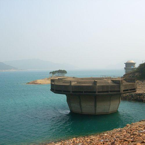 The Hong Kong Sai Kung Peninsula Spillway