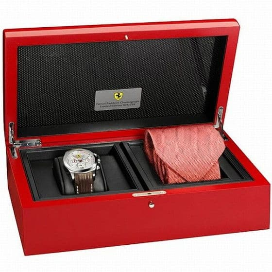 limited-edition-ferrari-paddock-chronograph-red