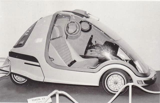 Toyota concept EX-II