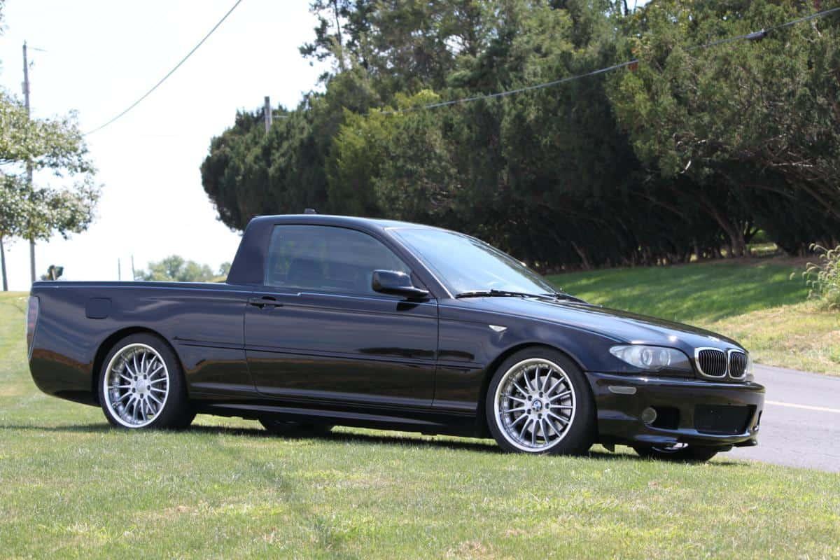 BMW-330i-El-Camino
