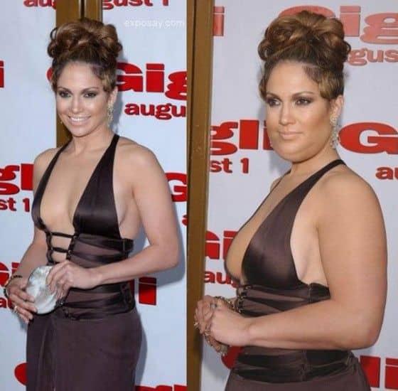 If J Lo Jennifer Lopez was a fatty