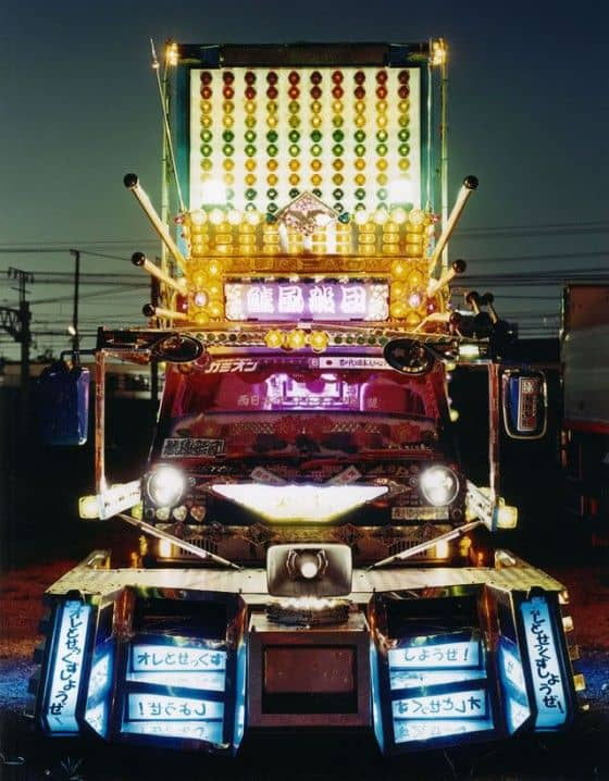 Art Truck of Japan
