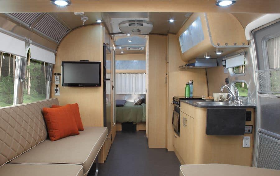 Eddie-Bauer-Airstream-Travel-Trailer-Interior