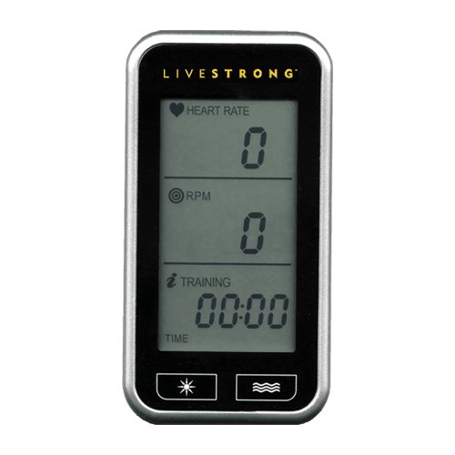 Lance-Armstrong-Exercise-Cycle-Display