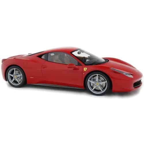 1-8-Scale-Ferrari-458-Italia-Model-Red-Side