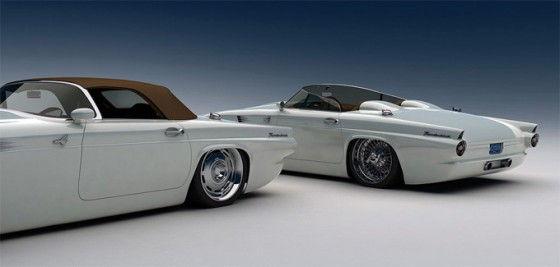 Bo-Zoland-Ford-Thunderbird-White