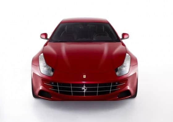 Ferrari-Four-FF-Hatchback-Front