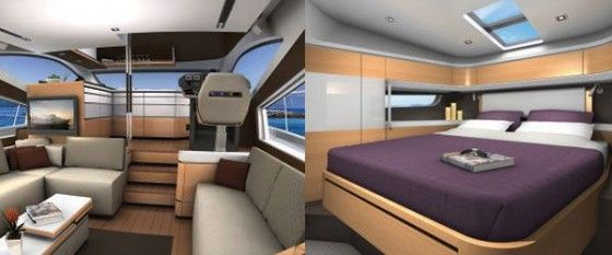 Intermarine-55-BMW-Designworks-Interior