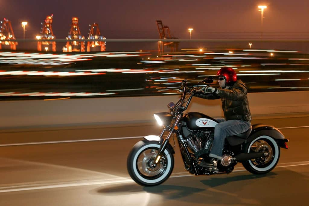 Victory-Motorcycles-High-Ball-Night-Driving