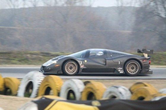 Ferrari-P4-5-Competizione-side