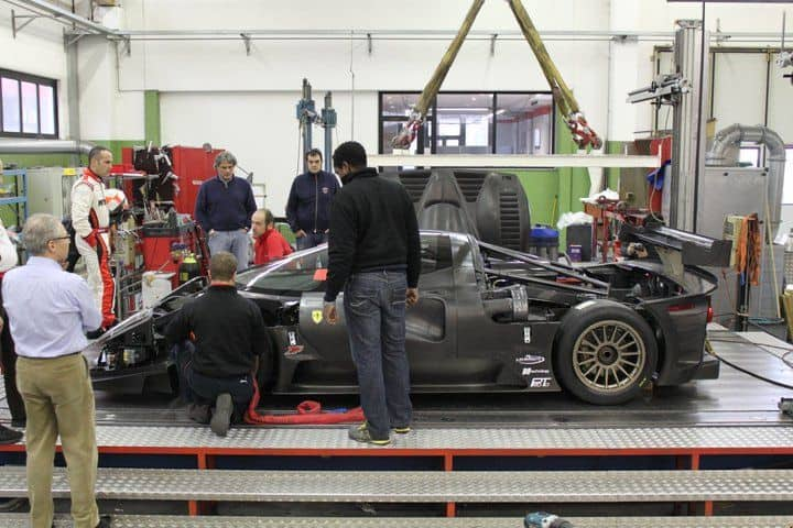 Ferrari-P4-5-Competizione-Dyno-Run