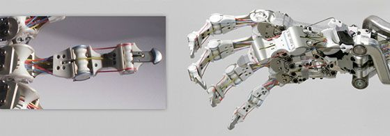 A Strong Mechanical Hand Developed By DLR