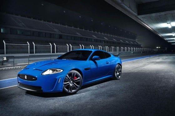 2012-Jaguar-XFR-S-Front