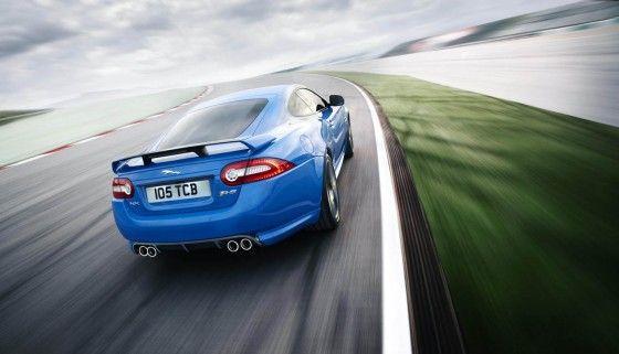 Jaguar-XFR-S-Rear