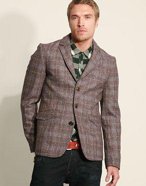 Mens-Tweed