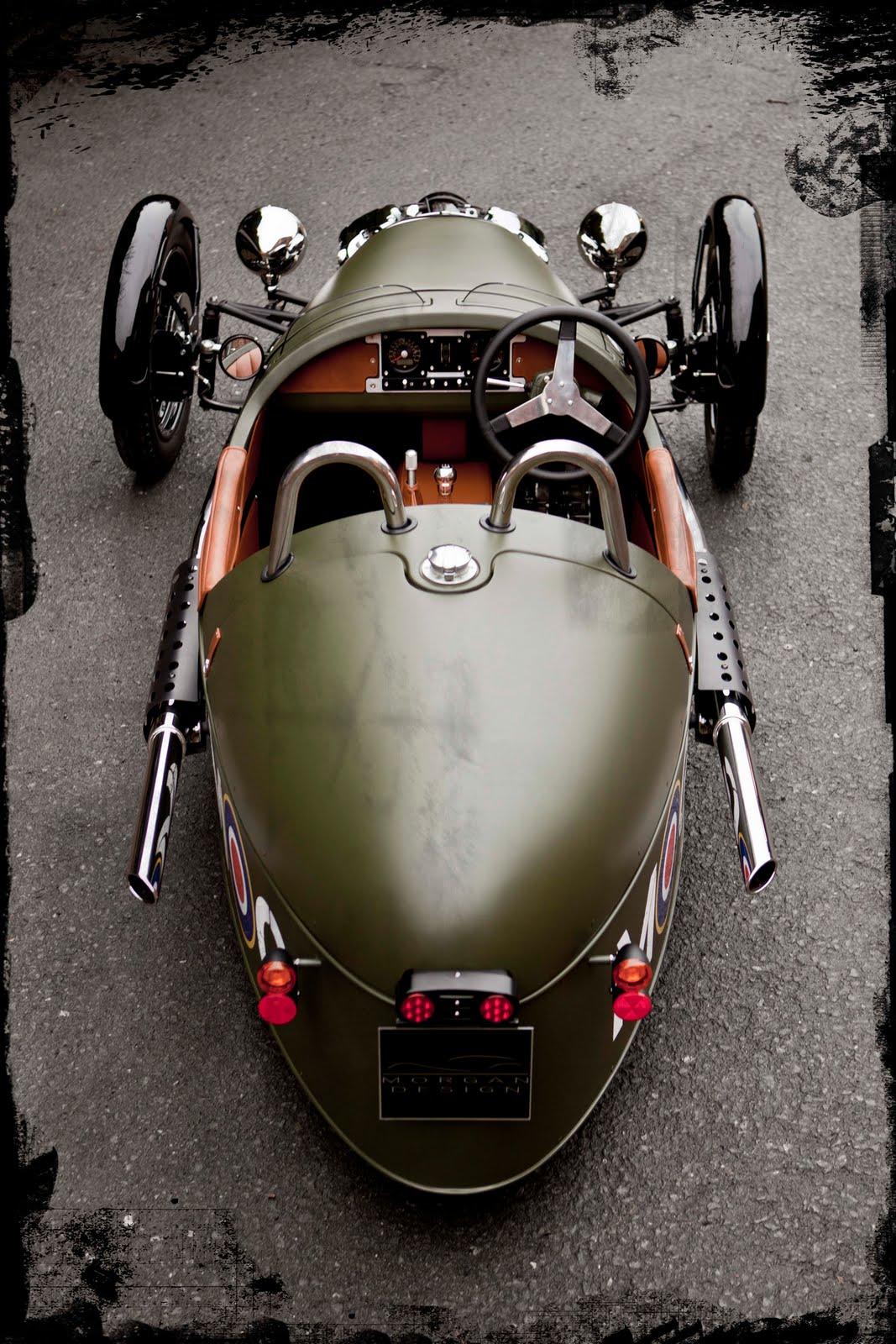 New Morgan 3 Wheeler