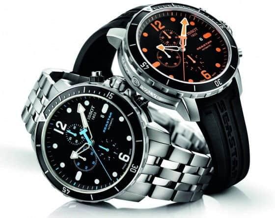 eae73d96dbb Tissot Seastar 1000 Chronograph Dive Watch - Unfinished ...