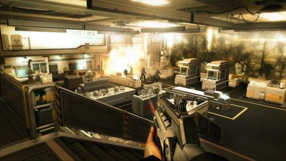 Deus Ex: Human Revolution - Adam Jensen Before He's Augmented
