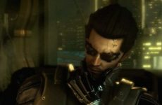 Deus Ex: Human Revolution - Adam Jensen Is Pondering