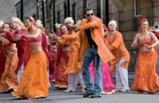 Bollywood-Dance
