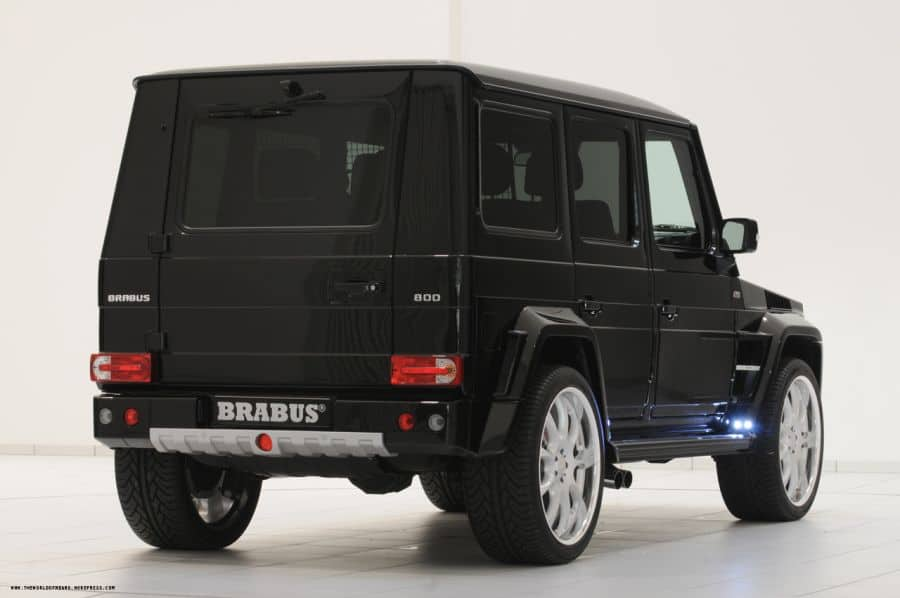 Brabus-800-Widestar-Mercedes-Benz-Rear