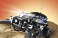 RC Car with hidden water gun