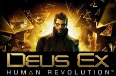 Deus Ex: Human Revolution Game Cover