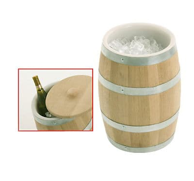 authentic 5 gallon oak barrel