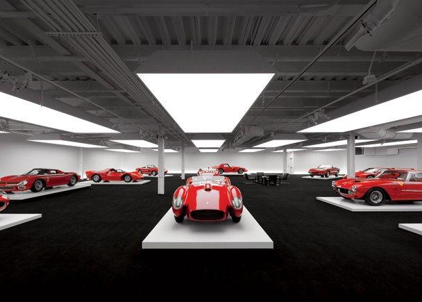 Amazing Ralph Lauren Car Collection