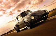 Porsche Boxster VW Beetle Bugster