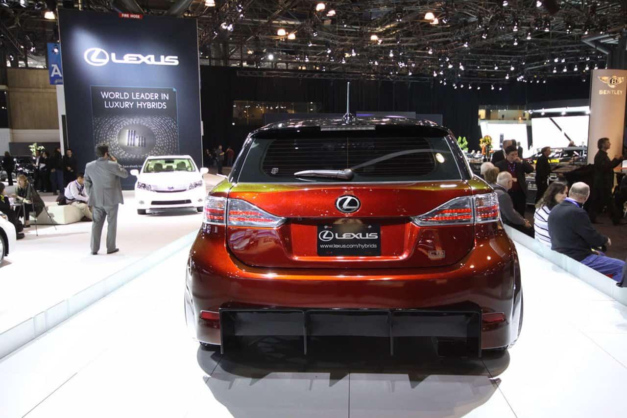 Fox-Marketing-Lexus-CT-200h-Rear