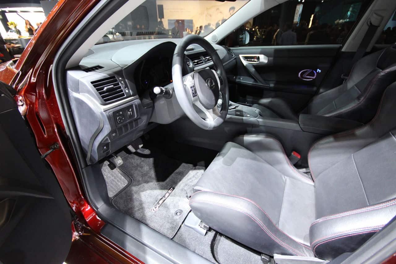 Fox-Marketing-Lexus-CT-200h-Interior