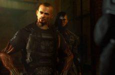 Deus Ex Human Revolution - Evil Man With Red Robot Arms