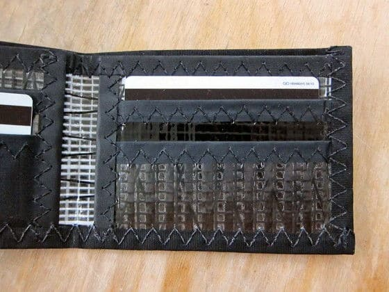 Card Holder Pic Of The Ragged Edge Carbon Fiber Wallet