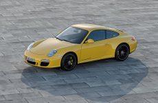 Porsche-911-Carrera-4-GTS-Yellow