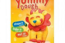 Yummy Dough the edible Play dough