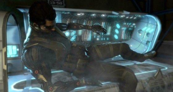Deus Ex Human Revolution first screenshot from Facebook
