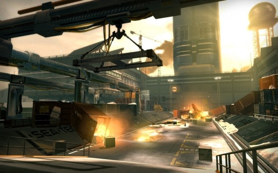 Deus Ex Human Revolution Panchaea PC Version