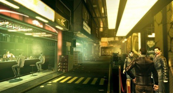 Deus Ex Human Revolution Heng Sha PC Version