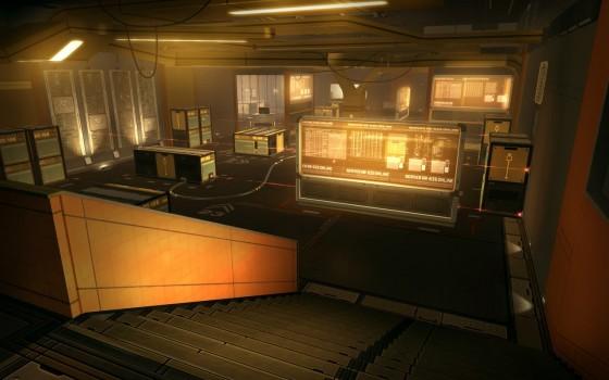 Deus Ex Human Revolution Lab Area PC Version
