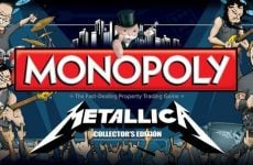 Monopoly Releases a Metallica Edition Board Game