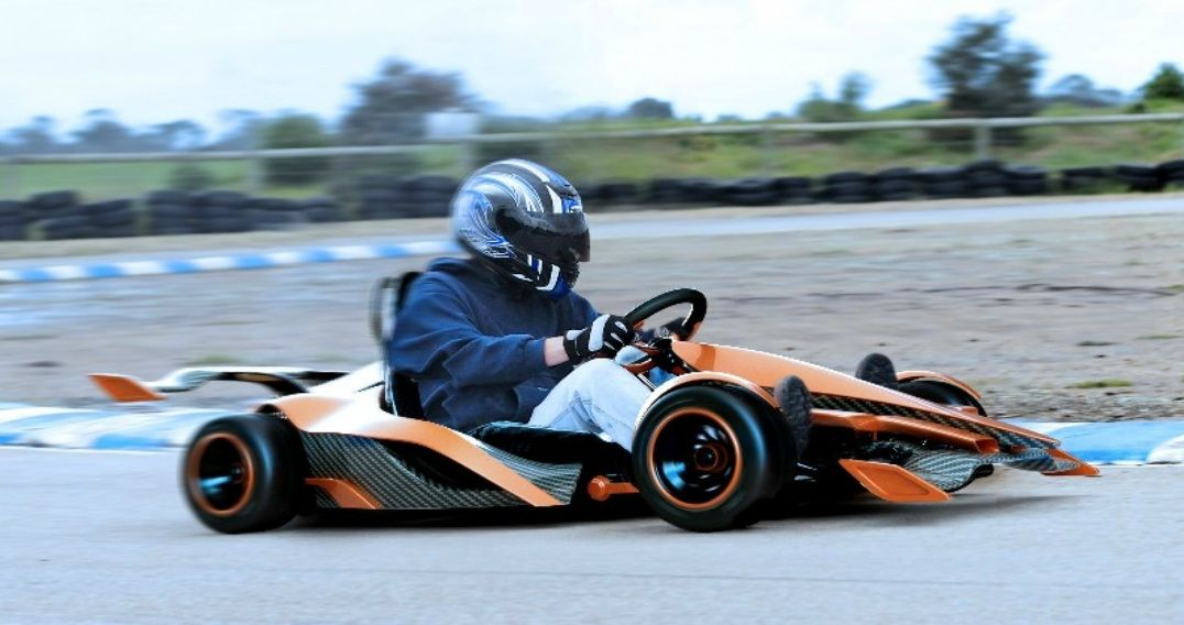 world s coolest go kart gk2g by beau designs unfinished