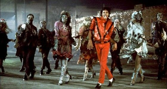 Michael Jackson's Thriller Jacket for sale $400,000