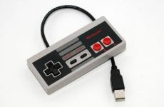 Cool Retro NES Controller to store data